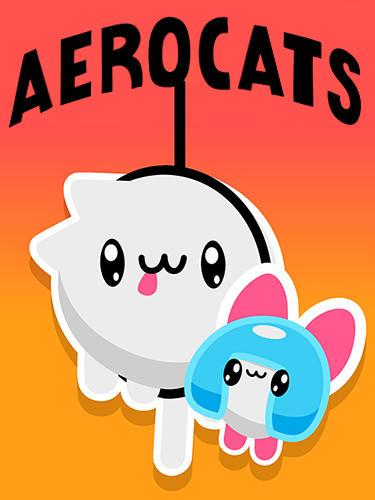 Full version of Android Time killer game apk Aerocats for tablet and phone.