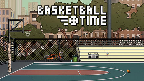 Full version of Android apk Basketball time for tablet and phone.
