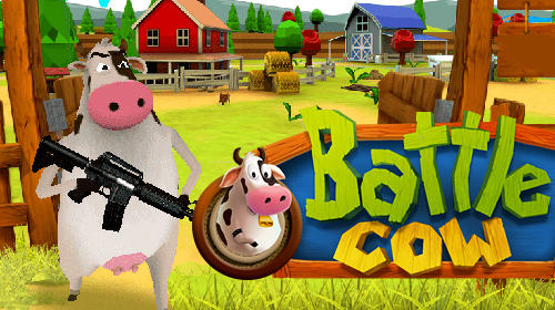 Full version of Android Shooter game apk Battle cow unleashed for tablet and phone.