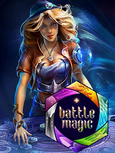Full version of Android Casino table games game apk Battle magic: Online mage duels for tablet and phone.
