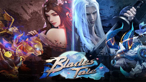 Full version of Android Online game apk Blades tale for tablet and phone.