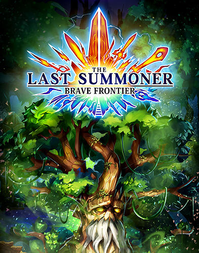 Full version of Android RPG game apk Brave frontier: The last summoner for tablet and phone.