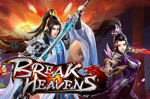 Full version of Android RPG game apk Break heavens for tablet and phone.