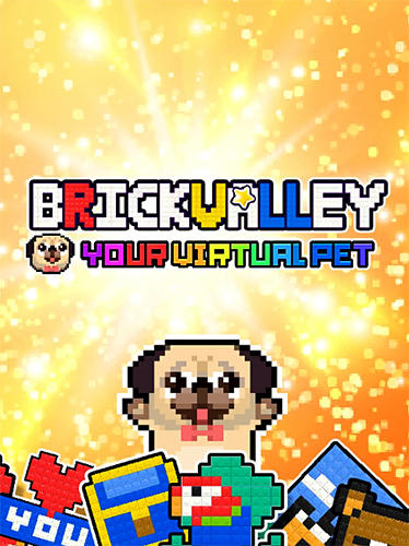 Full version of Android Simulation game apk Brick valley: Your virtual pet for tablet and phone.