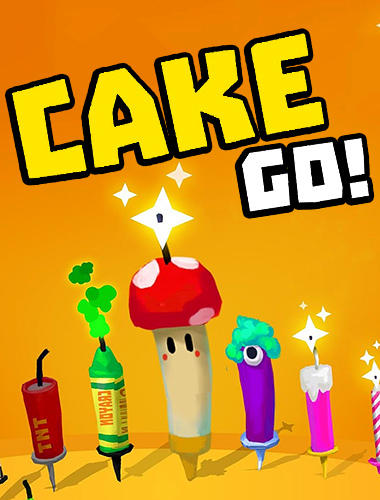 Download Cake go: Party with candle Android free game.