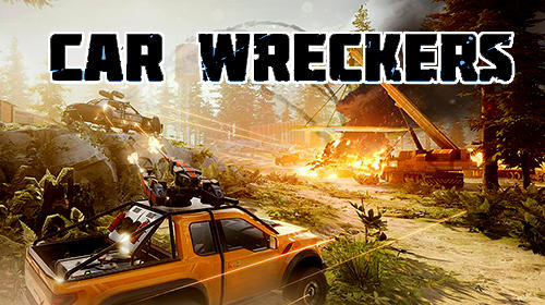 Full version of Android Racing game apk Car wreckers for tablet and phone.