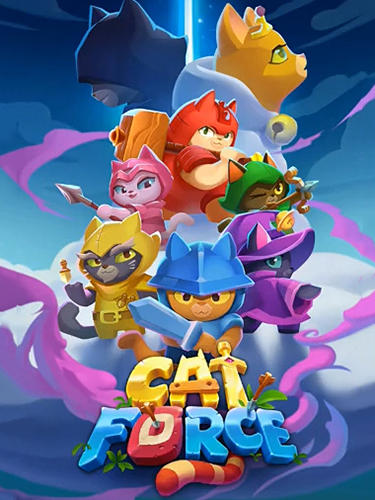Full version of Android Puzzle game apk Cat force for tablet and phone.