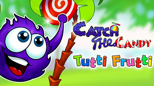 Full version of Android Physics game apk Catch the сandy: Tutti frutti for tablet and phone.