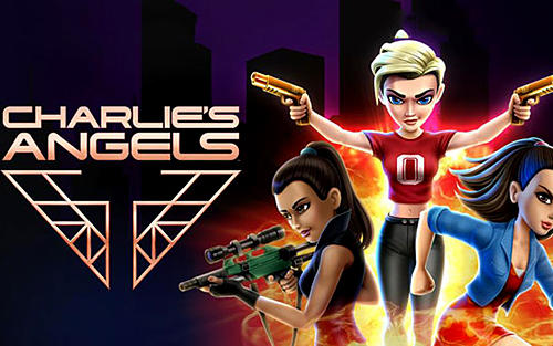 Full version of Android Platformer game apk Charlie's angels: The game for tablet and phone.