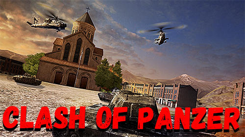 Full version of Android 4.1 apk Clash of panzer for tablet and phone.
