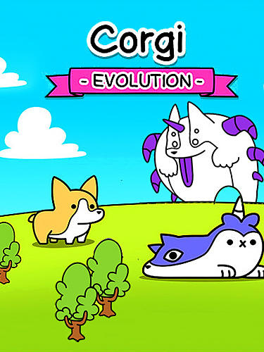 Full version of Android Clicker game apk Corgi evolution: Merge and create royal dogs for tablet and phone.