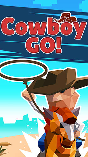Full version of Android Twitch game apk Cowboy GO!: Catch giant animals for tablet and phone.