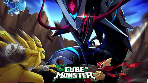 Full version of Android RPG game apk Cube monster 3D for tablet and phone.