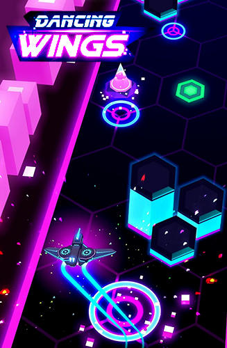 Full version of Android Flying games game apk Dancing wings: Magic beat for tablet and phone.