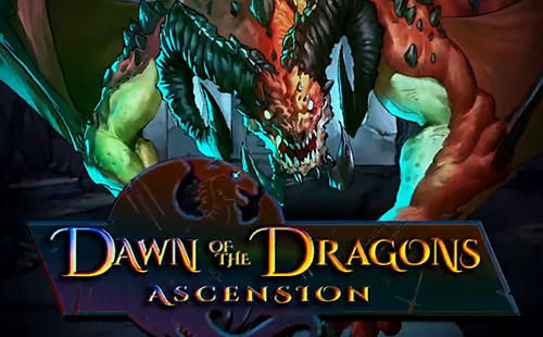 Full version of Android RPG game apk Dawn of the dragons: Ascension. Turn based RPG for tablet and phone.