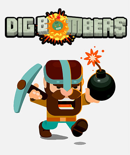 Download Dig bombers: PvP multiplayer digging fight Android free game.