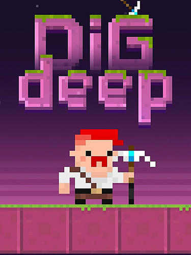 Full version of Android Platformer game apk Dig deep! for tablet and phone.