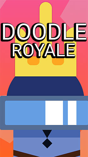 Full version of Android Jumping game apk Doodle royale for tablet and phone.