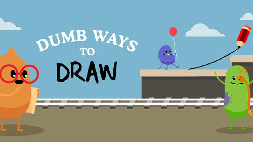 Full version of Android Physics game apk Dumb ways to draw for tablet and phone.