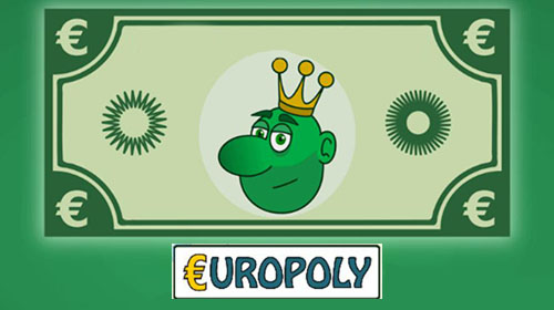 Full version of Android Board game apk Europoly for tablet and phone.