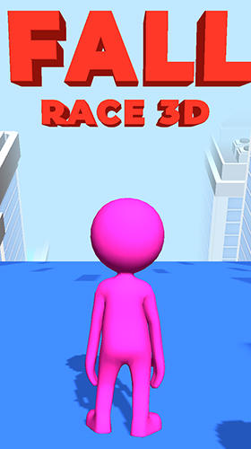 Full version of Android Runner game apk Fall race 3D for tablet and phone.