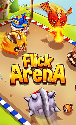 Full version of Android apk Flick arena for tablet and phone.