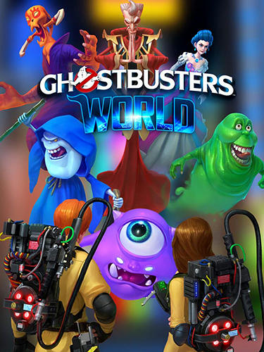 Full version of Android Online game apk Ghostbusters world for tablet and phone.