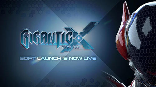 Full version of Android RPG game apk Gigantic X for tablet and phone.