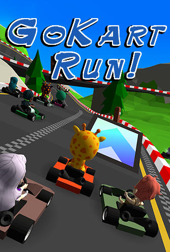 Full version of Android Racing game apk Go kart run for tablet and phone.