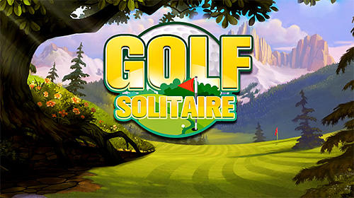 Full version of Android Solitaire game apk Golf solitaire: Green shot for tablet and phone.