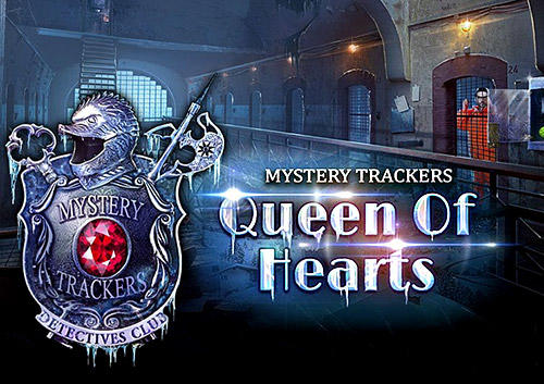 Full version of Android Hidden objects game apk Hidden object. Mystery trackers: Queen of hearts. Collector's edition for tablet and phone.