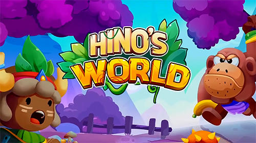 Full version of Android Platformer game apk Hinos world for tablet and phone.