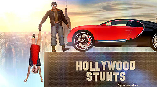 Full version of Android apk Hollywood stunts racing star for tablet and phone.