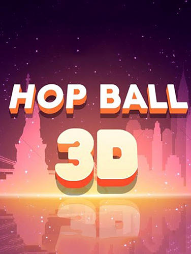 Full version of Android Jumping game apk Hop ball 3D for tablet and phone.