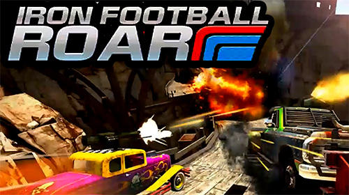 Full version of Android apk Iron football roar for tablet and phone.