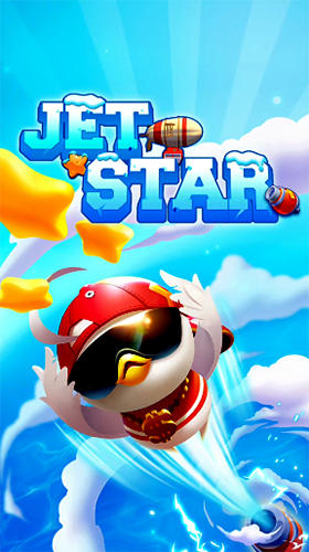 Full version of Android Jumping game apk Jet star for tablet and phone.
