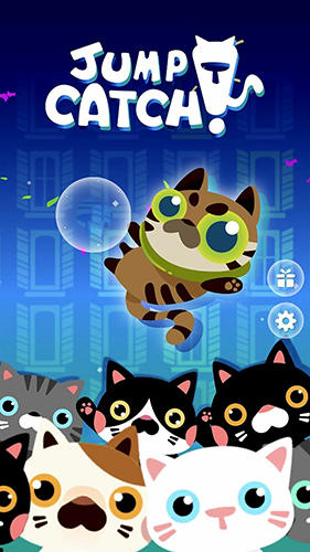 Full version of Android Jumping game apk Jump! Catch! for tablet and phone.