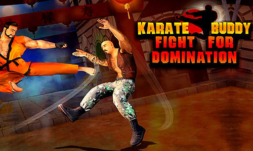 Full version of Android Fighting game apk Karate buddy: Fight for domination for tablet and phone.