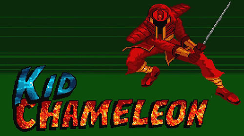 Download Kid Chameleon classic Android free game.