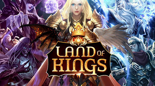 Full version of Android 4.2 apk Land of Kings for tablet and phone.