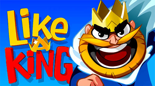 Full version of Android Strategy game apk Like a king: Tower defence royale TD for tablet and phone.