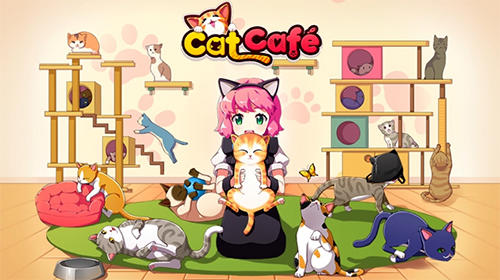 Full version of Android apk Line cat cafe for tablet and phone.