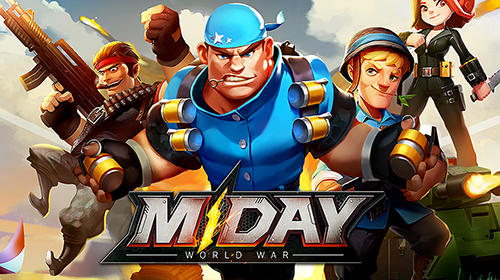 Full version of Android Strategy game apk M-day for tablet and phone.