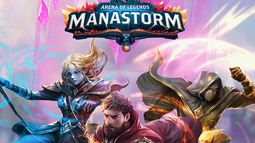Full version of Android RPG game apk Manastorm: Arena of legends for tablet and phone.