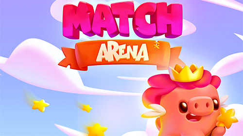 Full version of Android Fighting game apk Match arena: Duel the kings of puzzle games for tablet and phone.