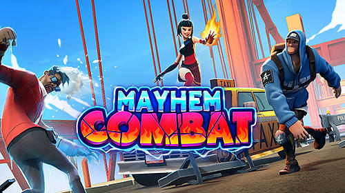 Full version of Android Fighting game apk Mayhem combat: Fighting game for tablet and phone.