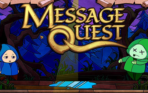 Full version of Android Classic adventure games game apk Message quest: Adventures of Feste for tablet and phone.
