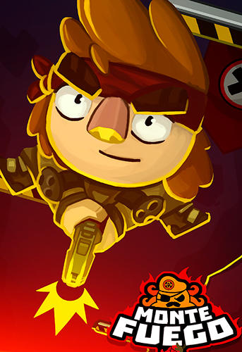 Full version of Android Jumping game apk Monte Fuego for tablet and phone.