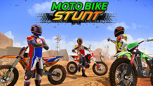 Full version of Android Racing game apk Moto bike racing stunt master 2019 for tablet and phone.