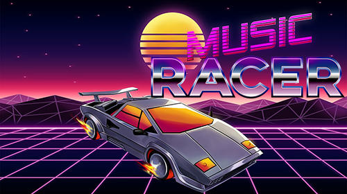 Full version of Android Racing game apk Music racer legacy for tablet and phone.
